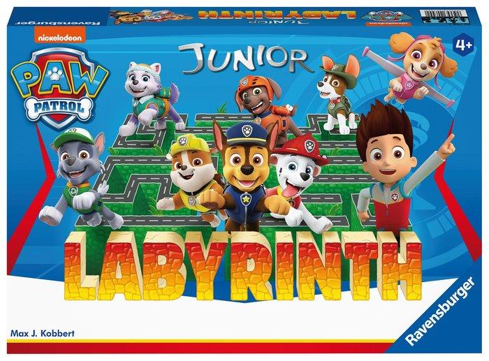 Juego laberinto junior labyrinth paw patrol