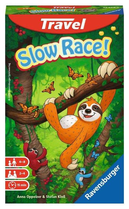 Juego de mesa  slow race!