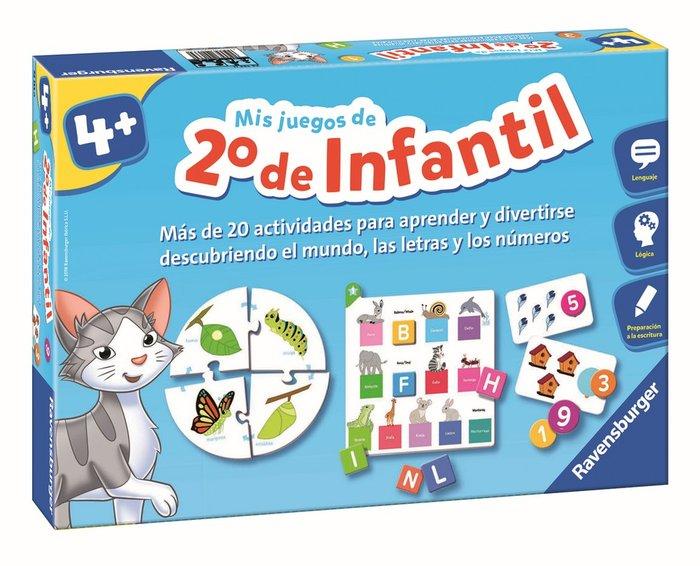 Juego educativo montessori mis juegos de 2° infantil