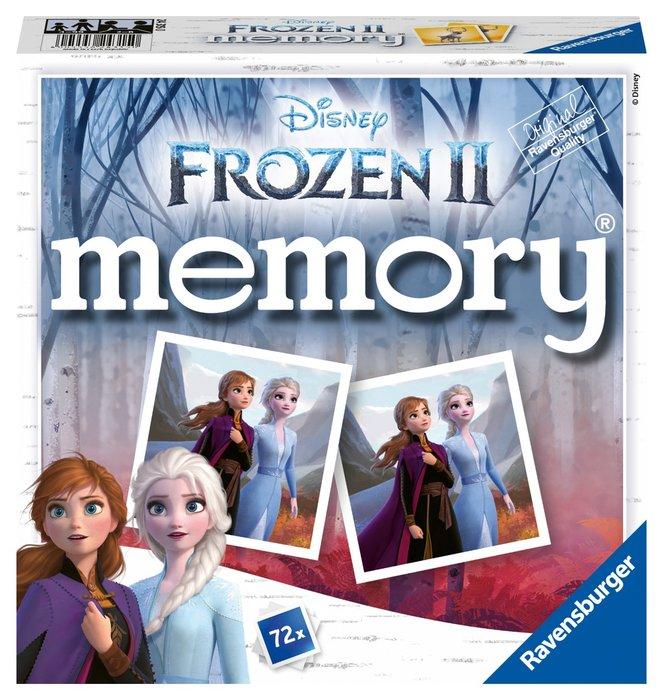 Juego de niÑos memory frozen 2