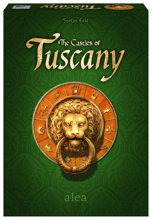 Juego castles of tuscany