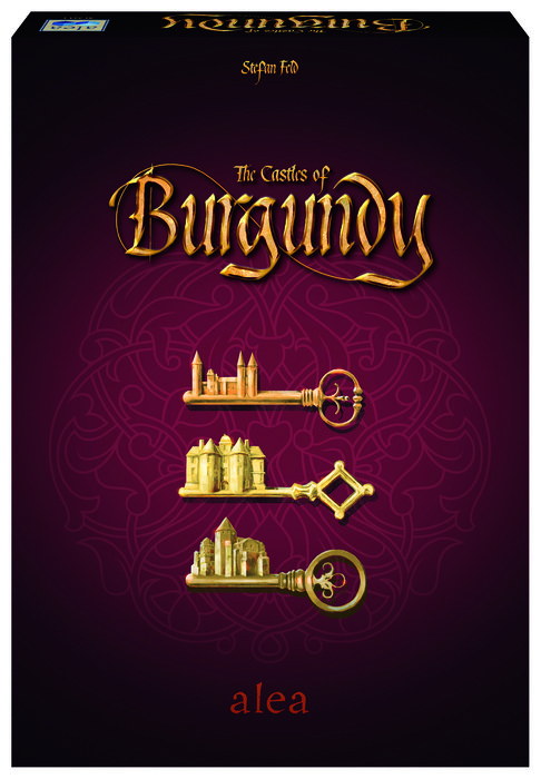 Juego the castles of burgundy