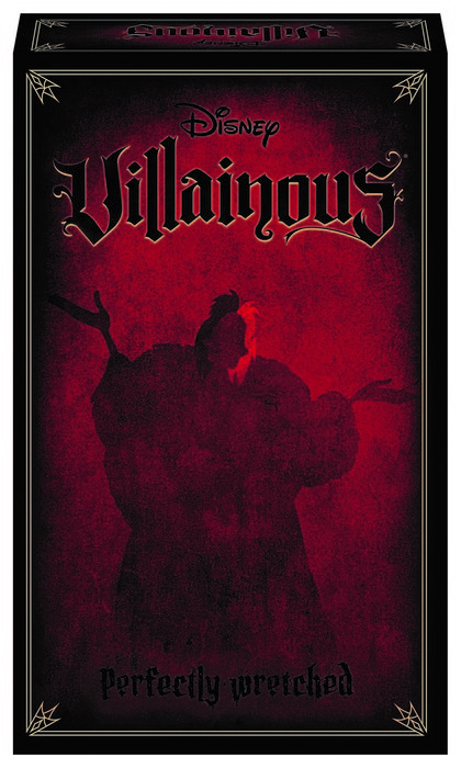 Juego disney villainous perfectly wretched expasion