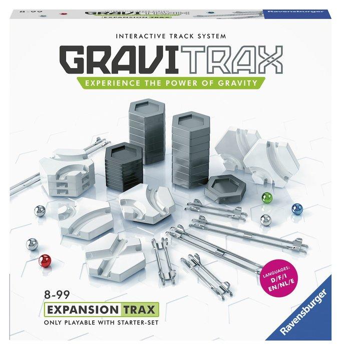 Juego circuito canicas gravitrax trax