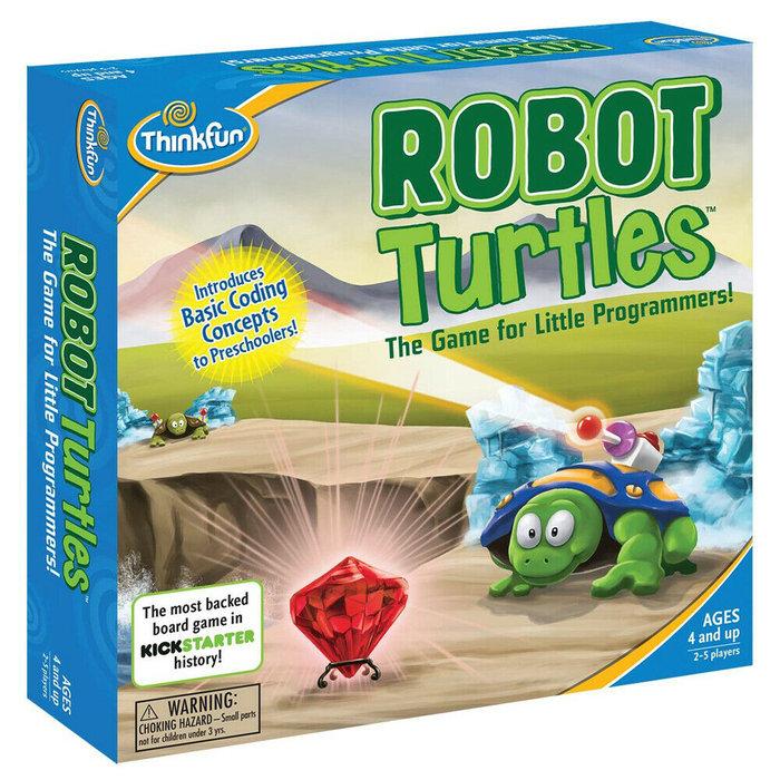 Juego thinkfun robot turtles