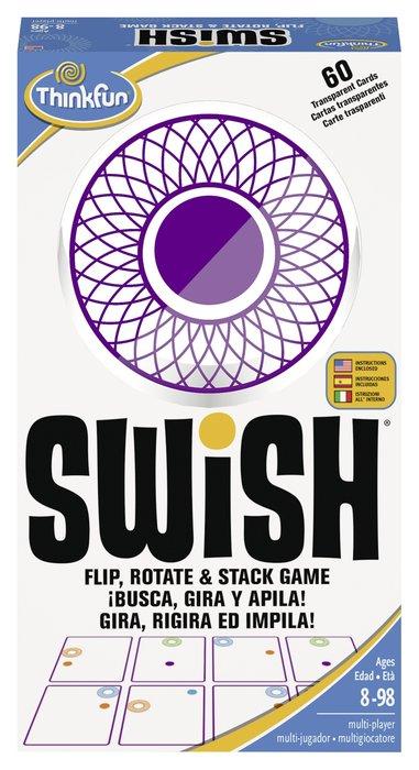 Juego de cartas swish