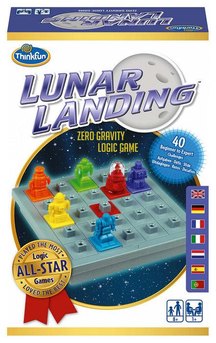Juego de logica lunar landing