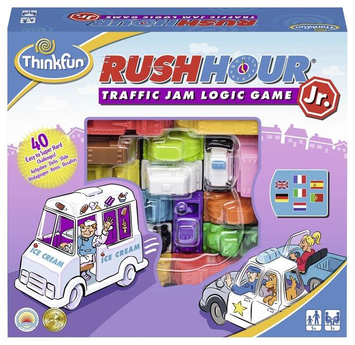 Juego de logica rush hour jr