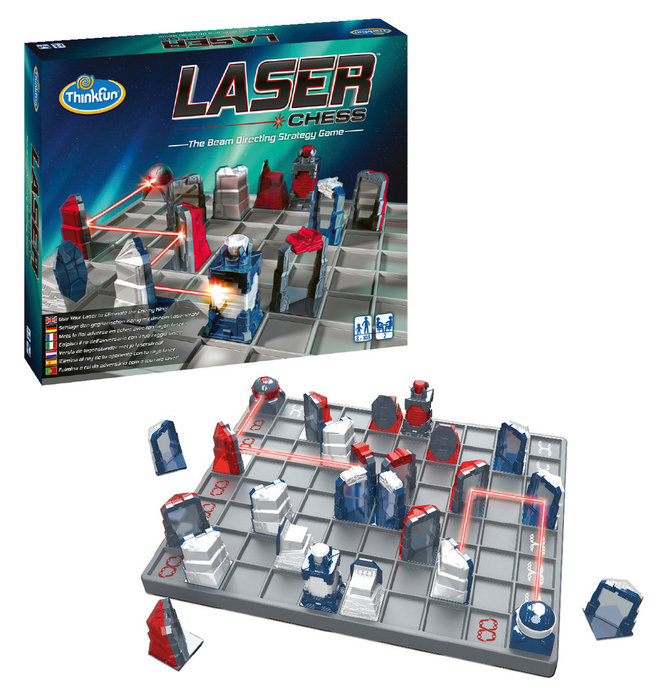 Juego de logica laser chess