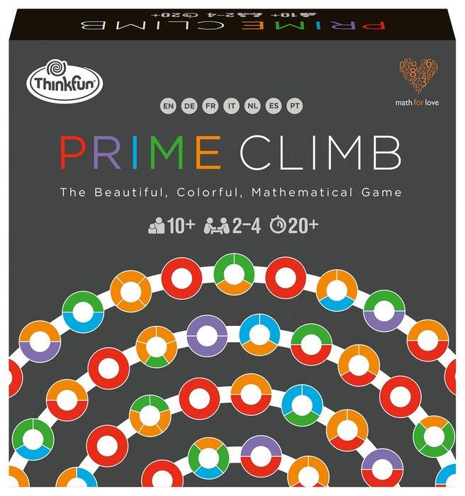 Juego thinkfun prime climb
