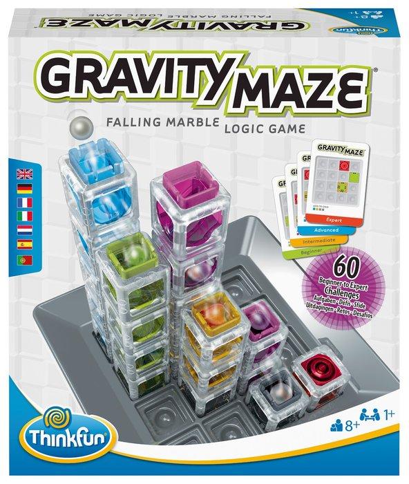 Juego thinkfun gravity maze