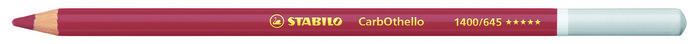 Lapiz stabilo original premium carbothello rojo