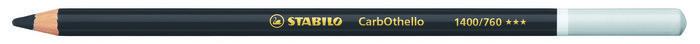 Lapiz stabilo original premium carbothello negro carbon