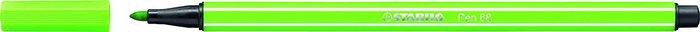 Rotulador stabilo premium pen 68 verde claro