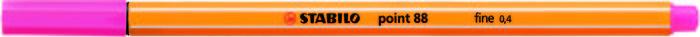 Rotulador stabilo point 88 malva
