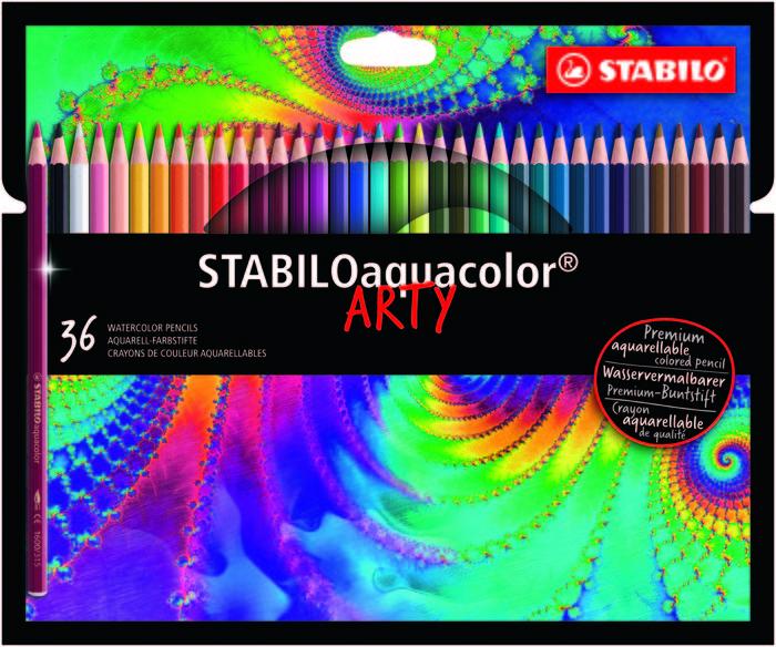 Stabilo aquacolor 36 wlt arty