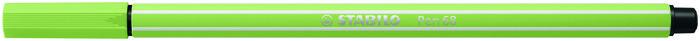 Rotulador stabilo pen 68/34 pistacho