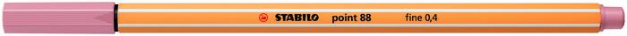Rotulador stabilo point 88/28 colorete