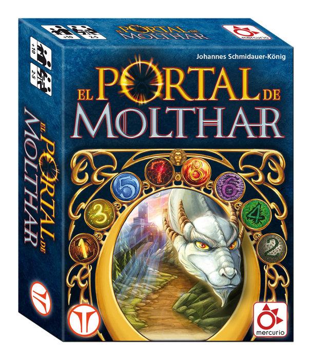 Juego de cartas el portal de molthar