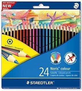 Lapiz noris colour 185 24 colores surtidos