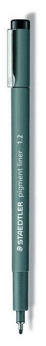 Rotulador calibrado pigment liner 308 negro 1.2 mm
