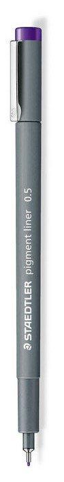 Rotulador calibrado pigment liner 308 violeta 0.5 mm