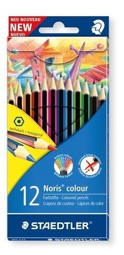 Lapiz noris colour 185 12 colores surtidos