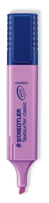 Marcador fluoresc 364-6 textsurfer violeta