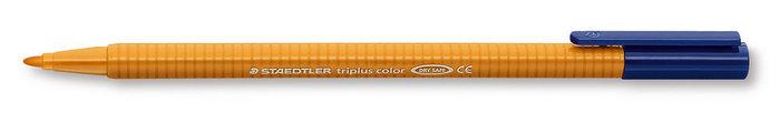 Rotulador punta de fibra triplus color 323 ocre oro