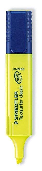 Marcador fluoresc 364-1 textsurfer amarillo