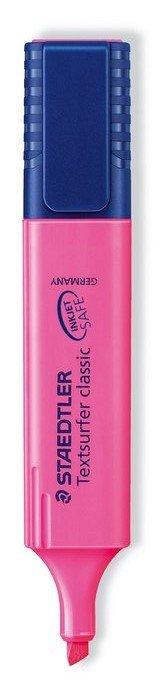 Marcador fluoresc 364-23 textsurfer rosa