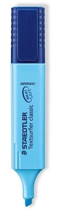 Marcador fluoresc 364-3 textsurfer azul