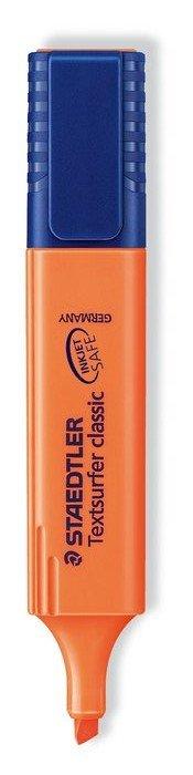 Marcador fluoresc 364-4 textsurfer naranja