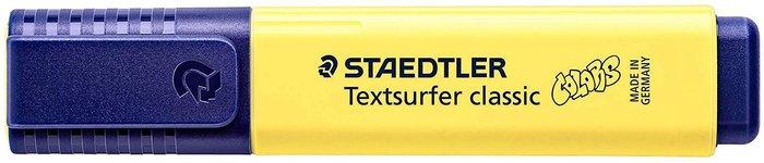 Marcador fluor triplus textsurfer 362 pastel&vintage amaril