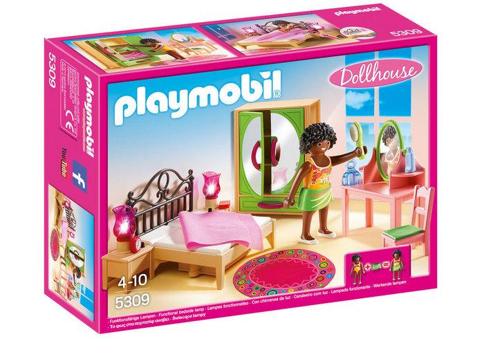 Playmobil habitacion principal 5309