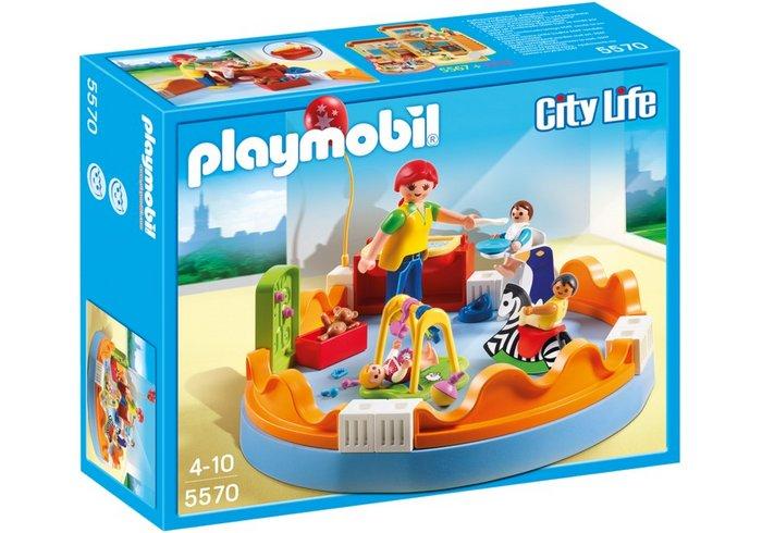 Playmobil zona de bebes 5570