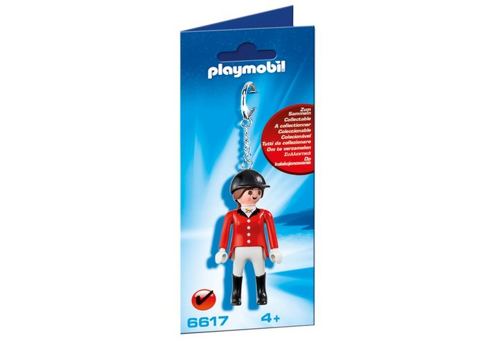 Playmobil llavero amazona 6617