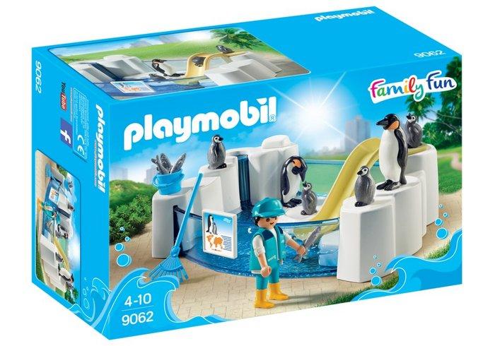 Playmobil pinguinos 9062