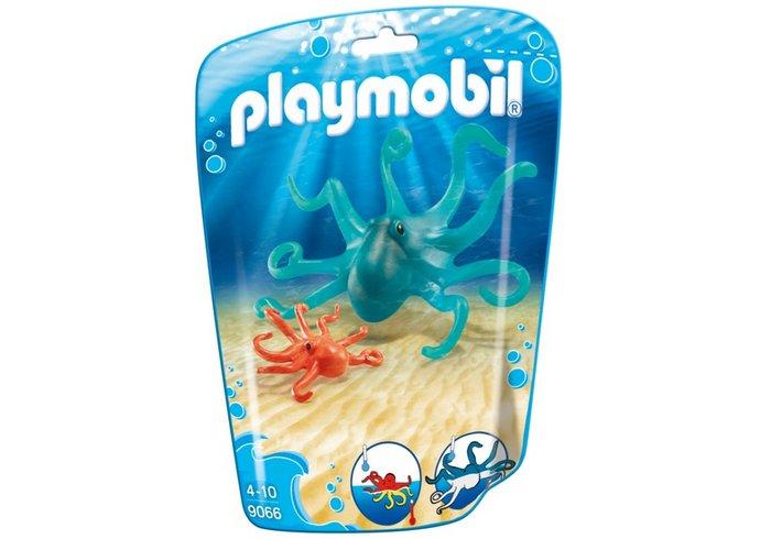 Playmobil pulpo con bebe 9066