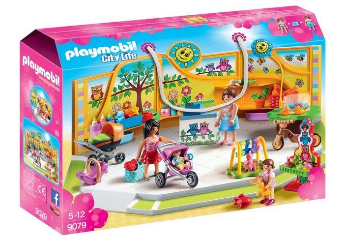 Playmobil tienda para bebes 9079