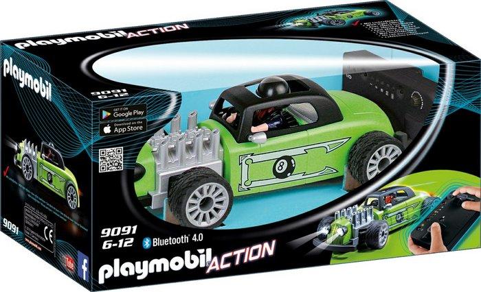 Playmobil racer rock & roll rc 9091