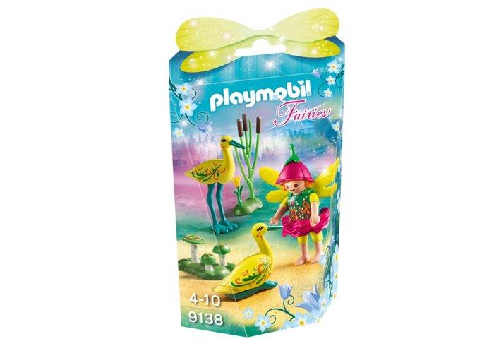 Playmobil niÑa hada con cigueÑas 9138