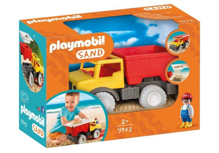 Playmobil camion de arena 9142