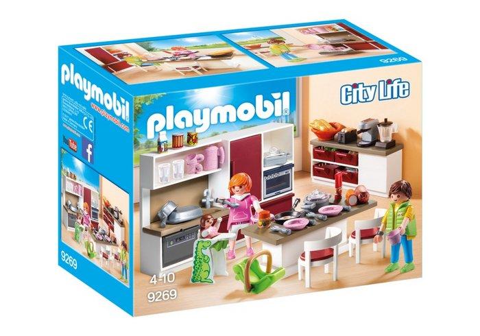 Playmobil cocina 9269