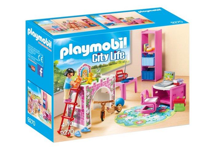 Playmobil habitacion infantil 9270