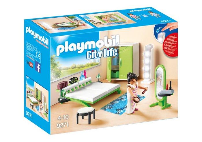 Playmobil dormitorio 9271