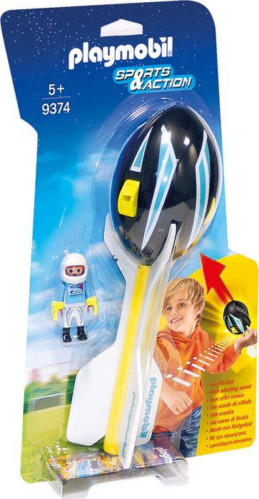Playmobil flecha del viento 9374
