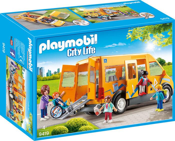 Playmobil autobus escolar 9419
