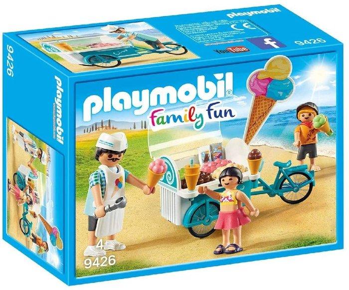Playmobil carrito de helados 9426