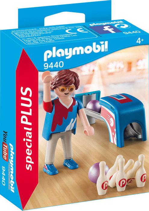 Playmobil jugador de bolos 9440